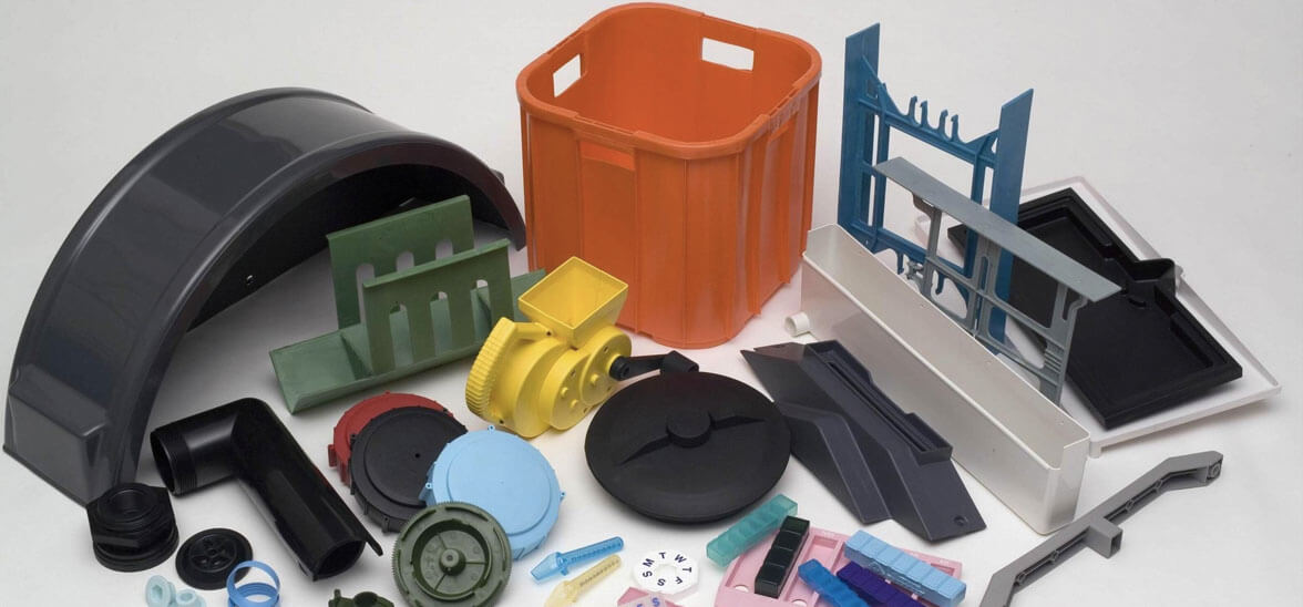 What is injection molding used for?